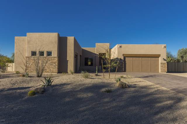8721 N 193RD Drive, Waddell, AZ 85355 (MLS #6161785) :: Midland Real Estate Alliance