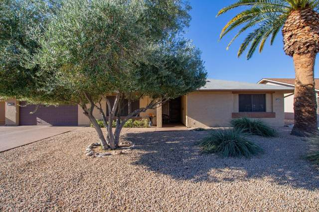 12907 W Castlebar Drive, Sun City West, AZ 85375 (MLS #6161879) :: Brett Tanner Home Selling Team