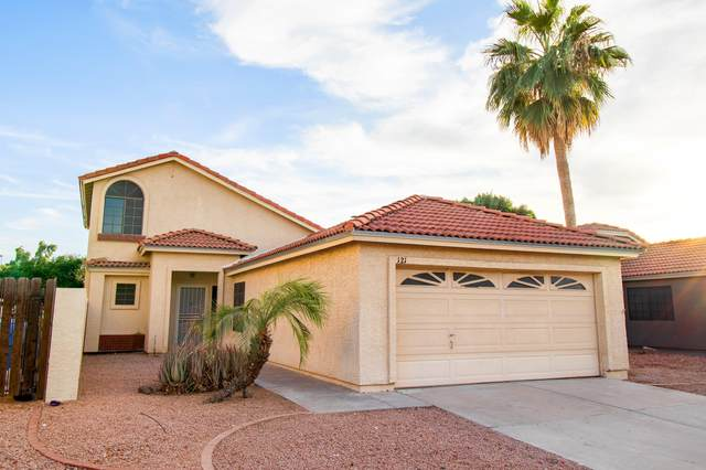 121 W Gary Way, Gilbert, AZ 85233 (MLS #6161900) :: The Property Partners at eXp Realty