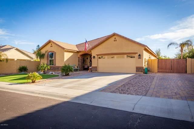 18453 W Carol Avenue, Waddell, AZ 85355 (MLS #6161907) :: Devor Real Estate Associates