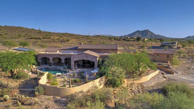 42595 N Spur Cross Road, Cave Creek, AZ 85331 (MLS #6161931) :: My Home Group