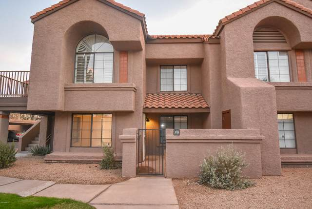 925 N College Avenue E119, Tempe, AZ 85281 (MLS #6161952) :: Brett Tanner Home Selling Team