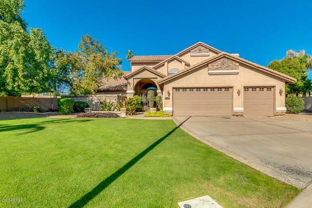 1038 E Cullumber Street, Gilbert, AZ 85234 (MLS #6161985) :: The Property Partners at eXp Realty