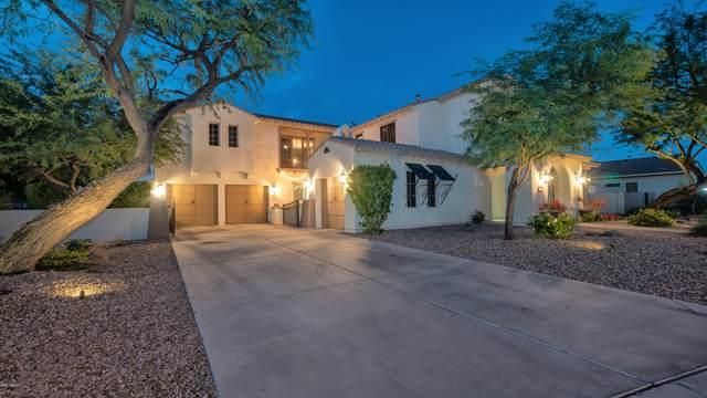 20108 E Via Del Palo, Queen Creek, AZ 85142 (MLS #6162013) :: D & R Realty LLC