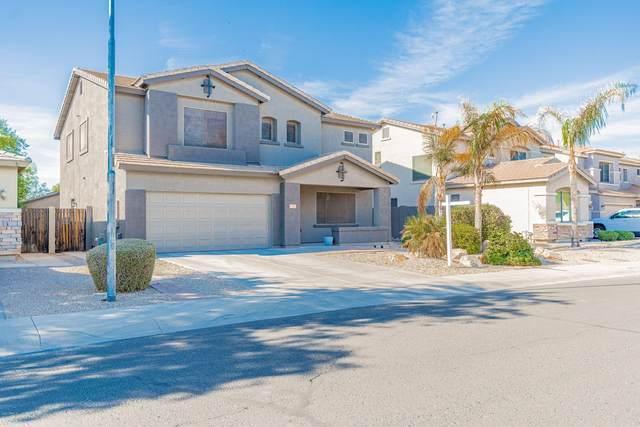 12634 N 148TH Court, Surprise, AZ 85379 (MLS #6162019) :: Brett Tanner Home Selling Team