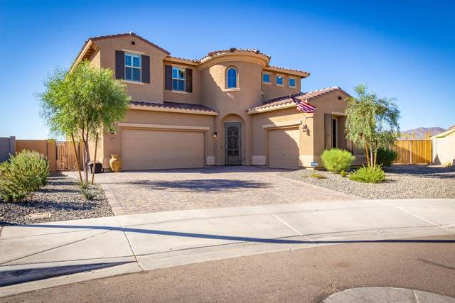 5220 N 190TH Drive, Litchfield Park, AZ 85340 (MLS #6162060) :: The Garcia Group