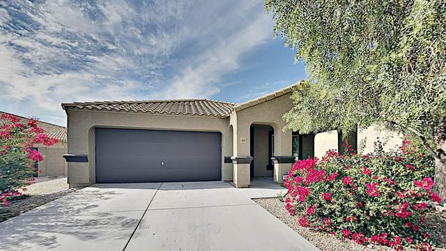 4936 S Rovey Parkway, Buckeye, AZ 85326 (MLS #6162078) :: Long Realty West Valley