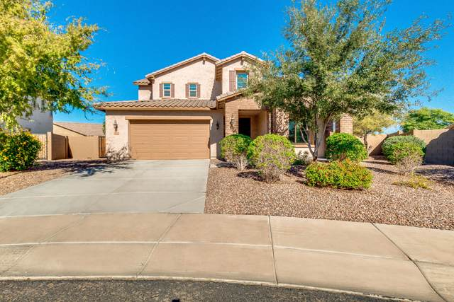 643 S 196TH Circle, Buckeye, AZ 85326 (MLS #6162113) :: Kepple Real Estate Group
