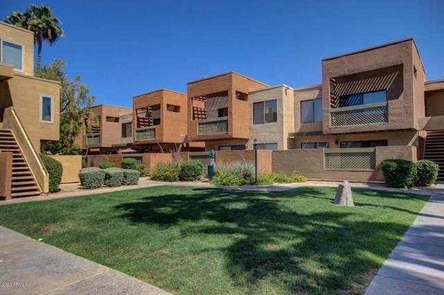 3600 N Hayden Road #3207, Scottsdale, AZ 85251 (MLS #6162115) :: Brett Tanner Home Selling Team