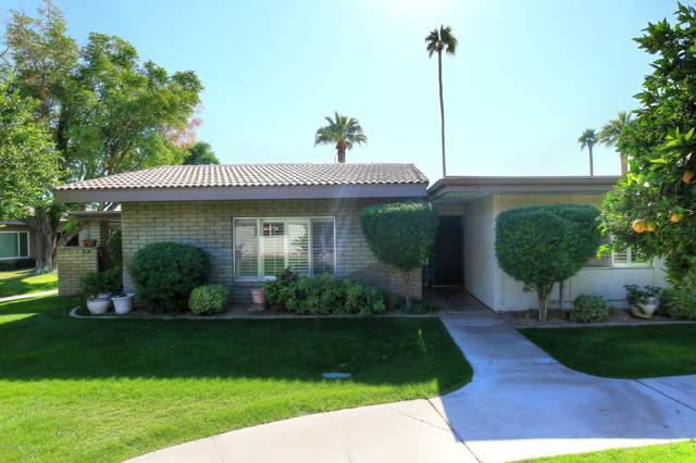 4800 N 68TH Street #305, Scottsdale, AZ 85251 (MLS #6162124) :: Long Realty West Valley