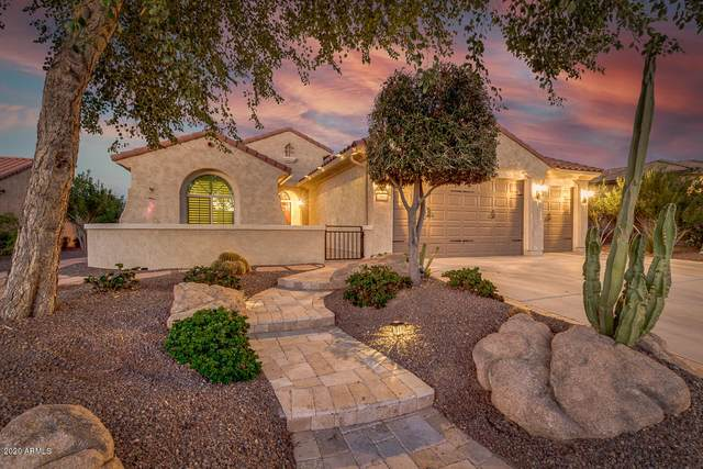 26954 W Tonto Lane, Buckeye, AZ 85396 (MLS #6162129) :: Long Realty West Valley