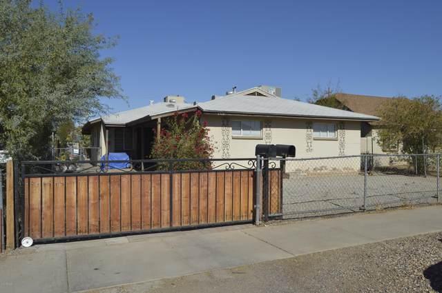 1518 W Fillmore Street, Phoenix, AZ 85007 (MLS #6162143) :: Maison DeBlanc Real Estate