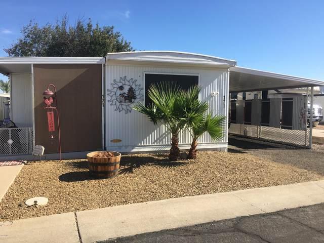 10701 N 99TH Avenue #171, Peoria, AZ 85345 (#6162152) :: AZ Power Team   RE/MAX Results
