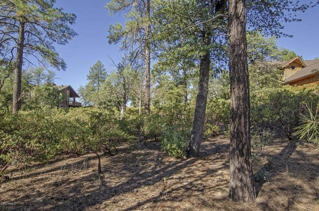 606 N Club Drive, Payson, AZ 85541 (MLS #6162176) :: The W Group