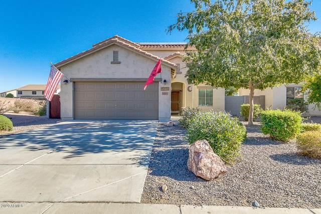 41511 N Palm Springs Trail, San Tan Valley, AZ 85140 (MLS #6162184) :: Brett Tanner Home Selling Team