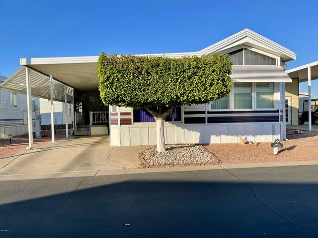 7750 E Broadway Road #837, Mesa, AZ 85208 (MLS #6162204) :: neXGen Real Estate
