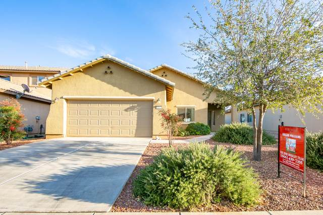 4564 Tranquility Street, Sierra Vista, AZ 85650 (MLS #6162207) :: D & R Realty LLC