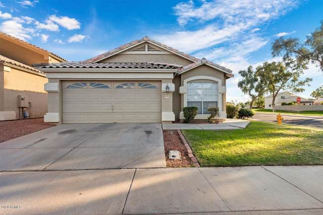 125 W Melody Drive, Gilbert, AZ 85233 (MLS #6162249) :: The Property Partners at eXp Realty