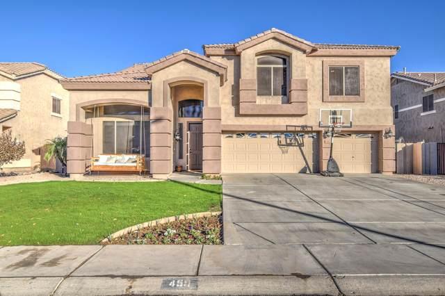 459 N Pheasant Drive, Gilbert, AZ 85234 (MLS #6162250) :: The Laughton Team