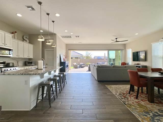 10657 E Mendoza Avenue, Mesa, AZ 85209 (MLS #6162256) :: Arizona Home Group