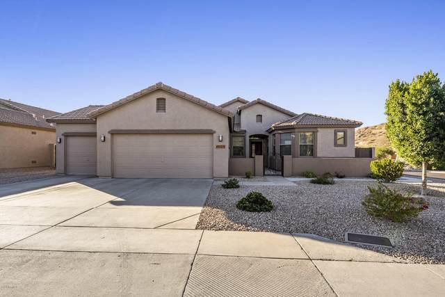 9025 E Hannibal Street, Mesa, AZ 85207 (MLS #6162299) :: My Home Group
