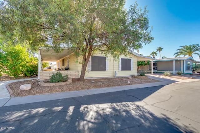 8103 E Southern Avenue #278, Mesa, AZ 85209 (MLS #6162335) :: Walters Realty Group