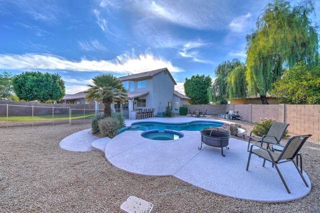 691 N Alder Drive, Chandler, AZ 85226 (MLS #6162336) :: Midland Real Estate Alliance