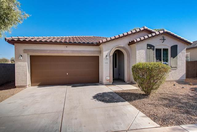 6405 S 47TH Drive, Laveen, AZ 85339 (MLS #6162355) :: Lifestyle Partners Team