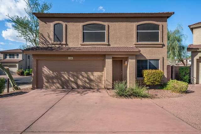 15550 N Frank Lloyd Wright Boulevard #1104, Scottsdale, AZ 85260 (MLS #6162356) :: The Laughton Team