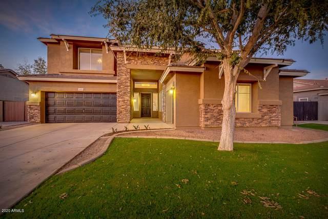 3094 E Cotton Lane, Gilbert, AZ 85234 (MLS #6162385) :: The Laughton Team
