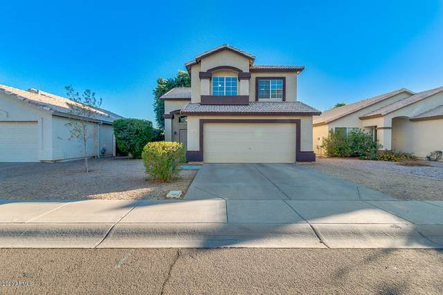 1161 E Jupiter Place, Chandler, AZ 85225 (MLS #6162407) :: Long Realty West Valley