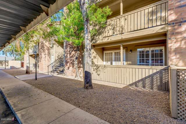 200 E Southern Avenue #172, Tempe, AZ 85282 (MLS #6162412) :: Brett Tanner Home Selling Team