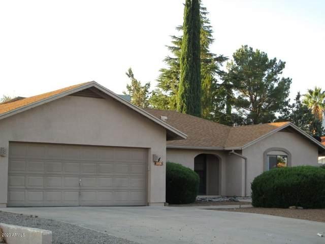 3518 E Trevino Drive, Sierra Vista, AZ 85650 (MLS #6162414) :: Service First Realty
