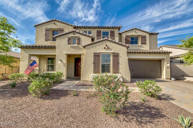 2580 N Beverly Place, Buckeye, AZ 85396 (MLS #6162432) :: D & R Realty LLC