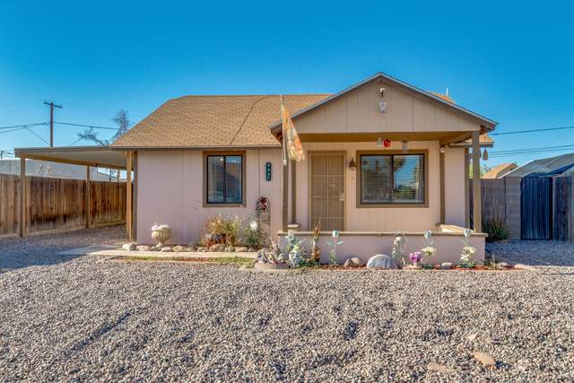 360 W Lindbergh Avenue, Coolidge, AZ 85128 (MLS #6162448) :: Devor Real Estate Associates