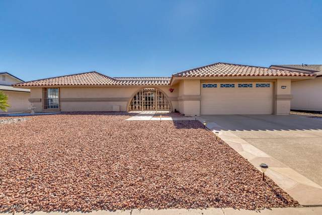 12915 W Flagstone Drive, Sun City West, AZ 85375 (MLS #6162458) :: Brett Tanner Home Selling Team