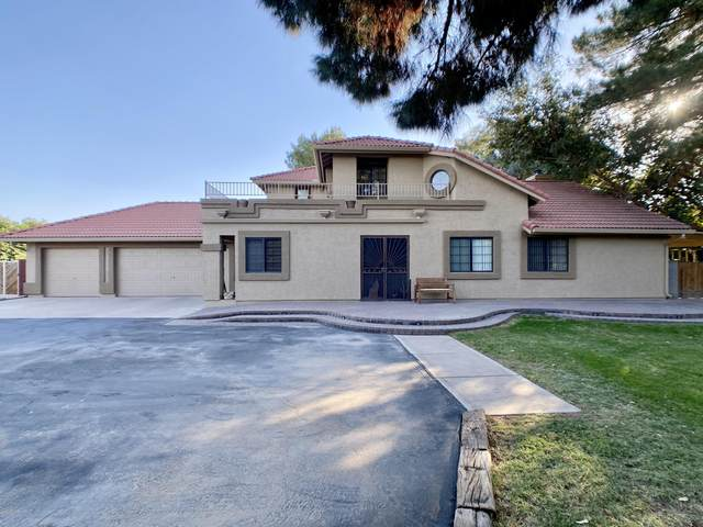 18915 E Mews Road, Queen Creek, AZ 85142 (MLS #6162464) :: Long Realty West Valley