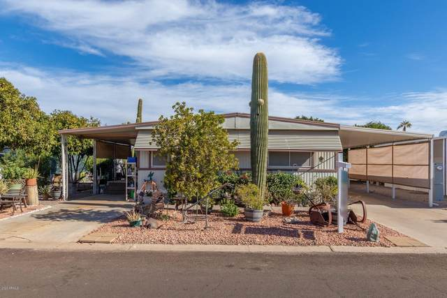 2650 W Union Hills Drive #78, Phoenix, AZ 85027 (MLS #6162467) :: Brett Tanner Home Selling Team