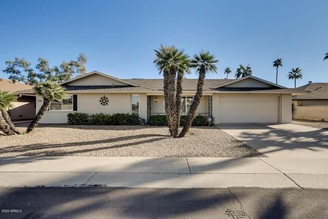18007 N Buntline Drive, Sun City West, AZ 85375 (MLS #6162500) :: Brett Tanner Home Selling Team