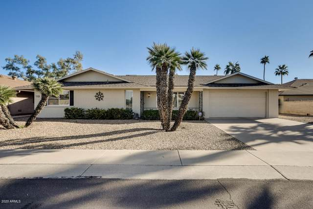 18007 N Buntline Drive, Sun City West, AZ 85375 (MLS #6162500) :: BVO Luxury Group