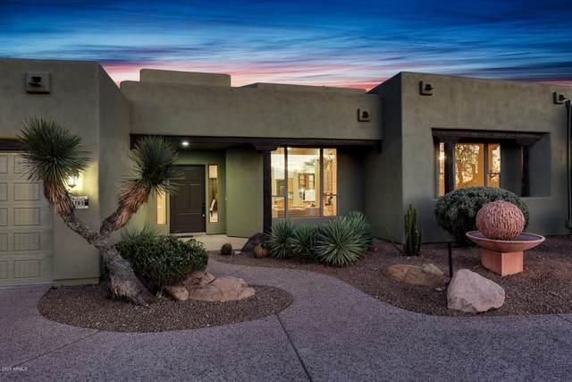 10195 N 128TH Street, Scottsdale, AZ 85259 (MLS #6162546) :: The Laughton Team