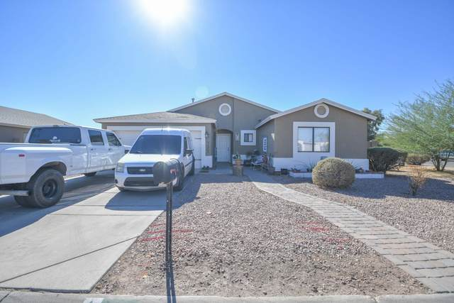 737 E Laurel Drive, Casa Grande, AZ 85122 (MLS #6162566) :: The Property Partners at eXp Realty