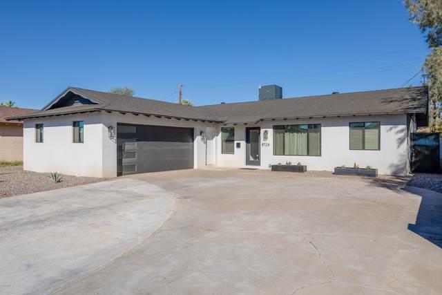 8726 E Arlington Road, Scottsdale, AZ 85250 (#6162587) :: Long Realty Company