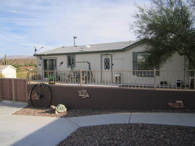 131 E Spring Creek Drive, Roosevelt, AZ 85545 (#6162600) :: Long Realty Company
