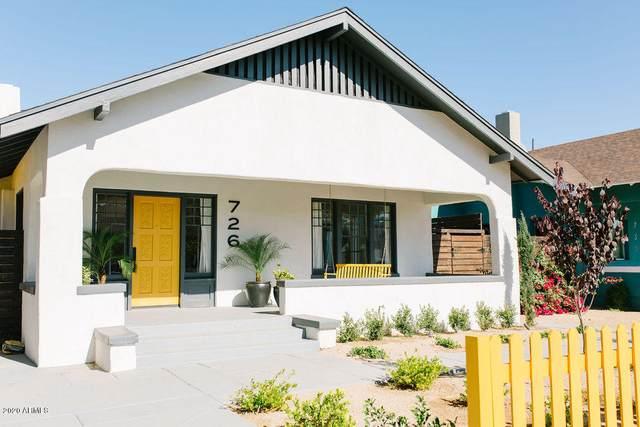 726 E Mckinley Street, Phoenix, AZ 85006 (MLS #6162602) :: Maison DeBlanc Real Estate
