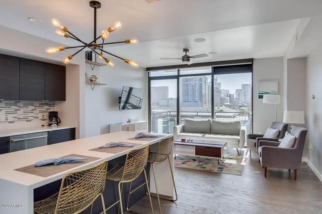 200 W Portland Street #715, Phoenix, AZ 85003 (MLS #6162607) :: Maison DeBlanc Real Estate