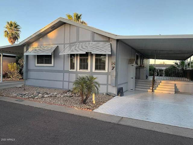11201 N El Mirage Road M7, El Mirage, AZ 85335 (MLS #6162651) :: Brett Tanner Home Selling Team