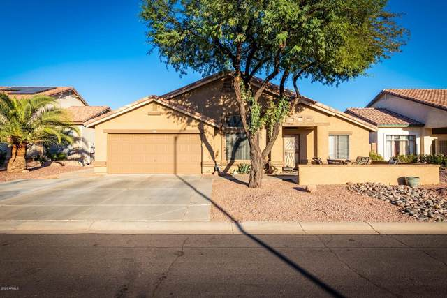 16177 N 159TH Avenue, Surprise, AZ 85374 (MLS #6162677) :: TIBBS Realty