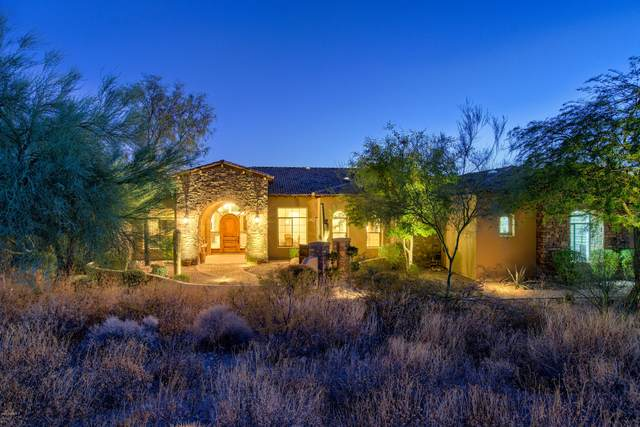 8163 E Echo Canyon Street, Mesa, AZ 85207 (MLS #6162702) :: D & R Realty LLC