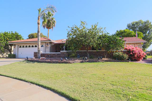 1137 Leisure World, Mesa, AZ 85206 (MLS #6162726) :: BVO Luxury Group